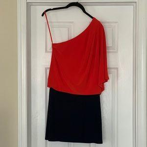 Jessica Simpson One Sleeve Dress